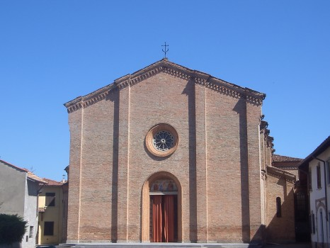 facciata parrocchiale