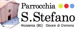 Parrocchia Santo Stefano Mozzanica logo