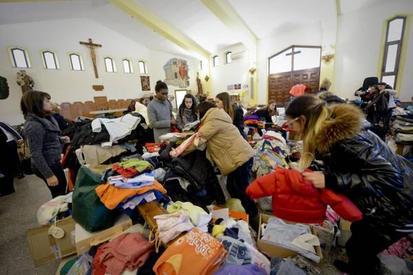 Alluvione Sardegna: pioggia su zone colpite ma senza danni