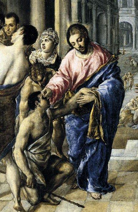 el-greco-guarigione-del-cieco-parma 2