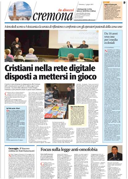 in diocesi cremona