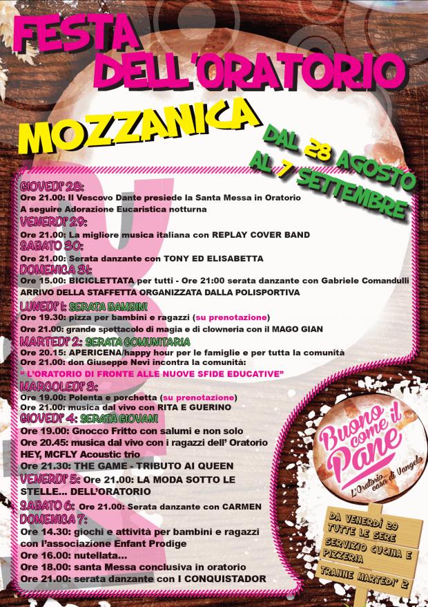 locandina festa oratorio 2014